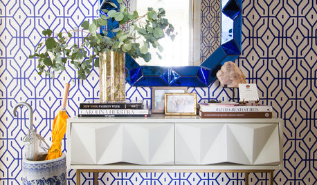 Picture Perfect: 105 Ideas for Entryway Mirrors