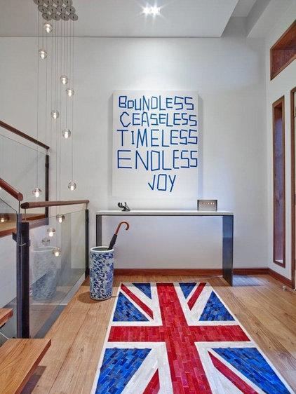Modern Entry by Revamp Interior Design