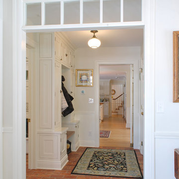 Western Reserve Farmhouse II: Mudroom