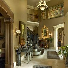 Traditional Entry by Associated Designs
