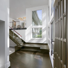 Modern Entry by Ruhl Walker Architects