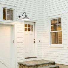 Farmhouse Entry by R C Kaeser & Company