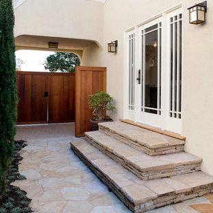 Uriger Eingang in Los Angeles