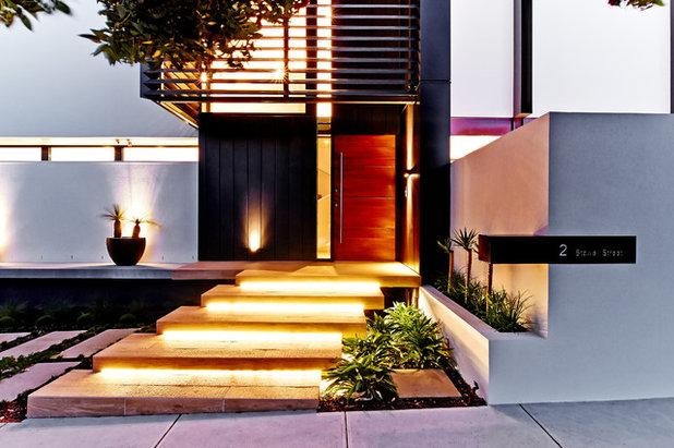 Modern Eingang by In2 Pty Ltd