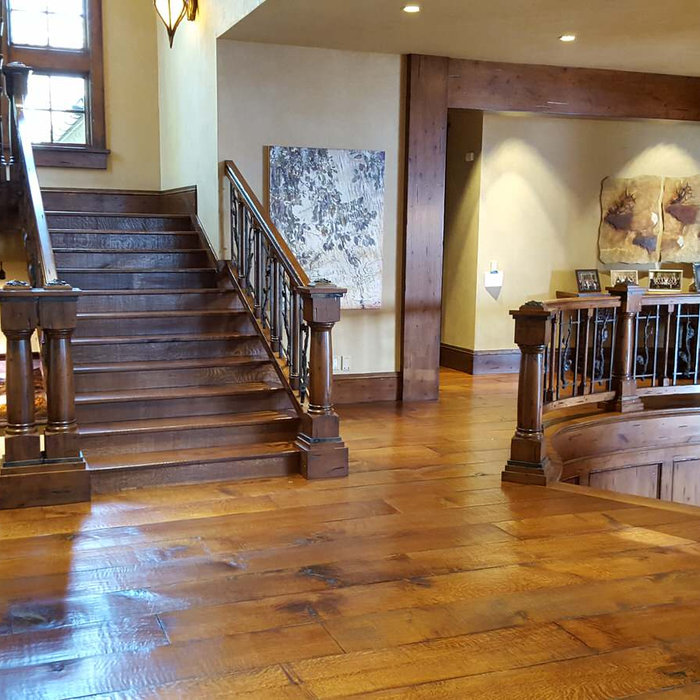 Whitney: Very Wide-Plank Quarter-Sawn Oak