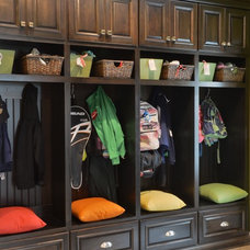 traditional closet by JDJ Builders Inc.