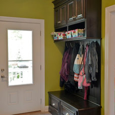Traditional Closet by jDj lifestyle  design  remodel