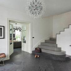 Contemporary Entry by FJ Interior Design
