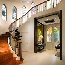 Modern Entry by Britto Charette Interiors - Miami Florida