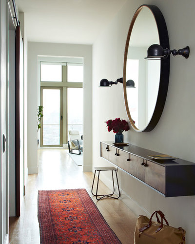 Scandinavian Entry by Hannah Blumenthal Design