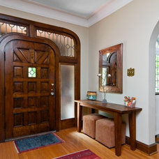 Traditional Entry by Robb Partners- Dielmann Sotheby's Int'l Realty