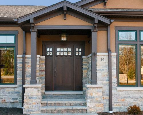 Custom Wood Entry Doors | Houzz
