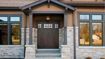 Wood Doors for Worthy Spaces (Custom Solid Wood Doors)