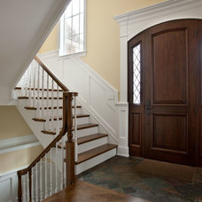 Traditional Entry by Doors For Builders Inc
