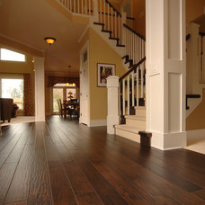 Traditional Entry by McKean's Floor to Ceiling