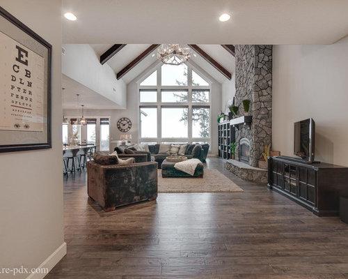large craftsman foyer design ideas remodels amp photos