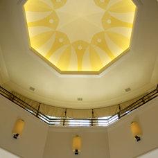 Eclectic Entry by Kelsie Hornby, ASID, Elegant Designs, Inc.