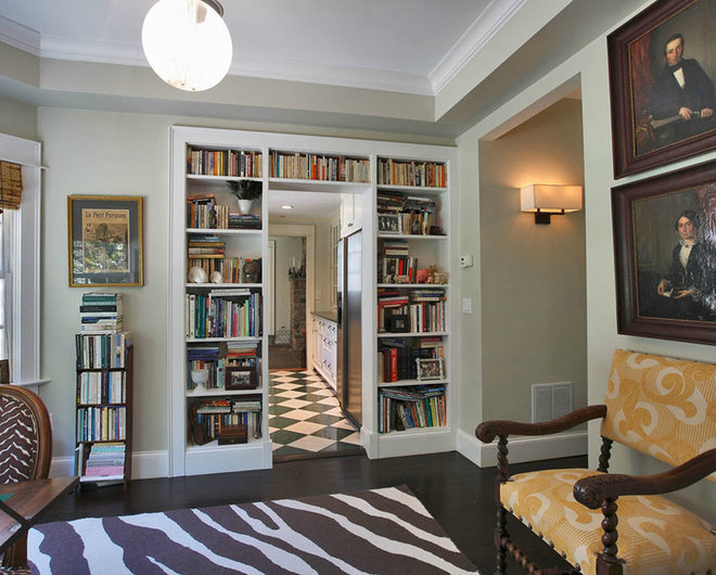 Traditional Entry by Wormser and Associates