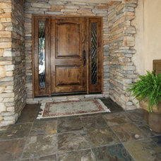Traditional Entry by K.C. Customs & Remodeling, Inc.