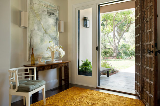 Contemporary Entry by Miller Design Co.