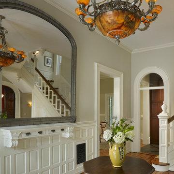 Wyndmoor Residence Entry