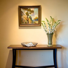 Traditional Entry by Story & Space - Interior Design and Color Guidance