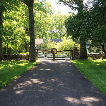 Ying Yang Entry Gate