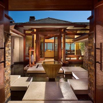 Zen Contemporary Architecture