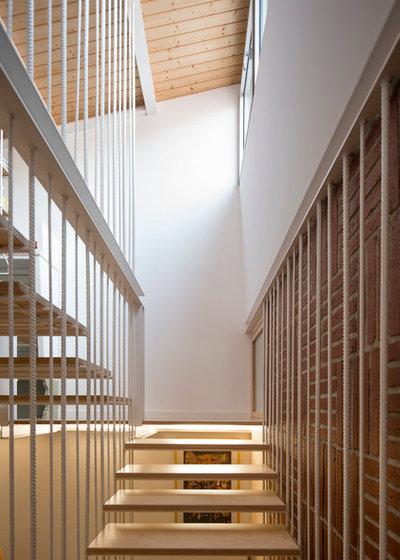 Contemporáneo Escalera by Albert Brito Arquitectura