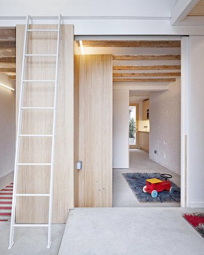 Contemporáneo Escalera by Cotacero Taller Arquitectura