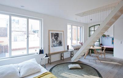 Visita privada: El deslumbrante cambio de un dúplex de 45 m²