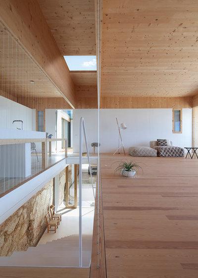 地中海 階段 by Marià Castelló, Architecture