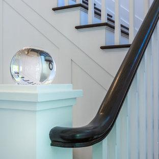 ニューヨークのおしゃれな階段の写真