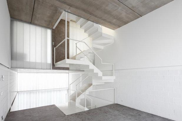 Contemporáneo Escalera by RUE space