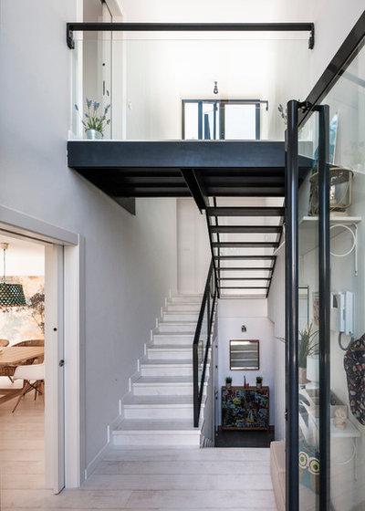 Contemporain Escalier by ariasrecalde taller de arquitectura