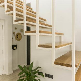 Photos et idées déco d\'escaliers scandinaves