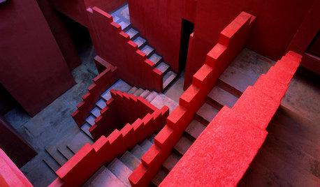 Escaleras imposibles: Un homenaje a M. C. Escher