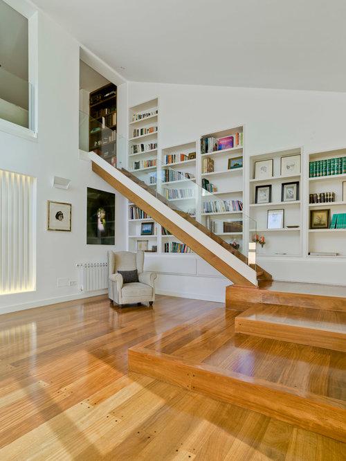 Fotos de escaleras dise os de escaleras cl sicas renovadas - Modelo de escaleras ...