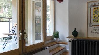 Pis a Badalona_sortida al balcó