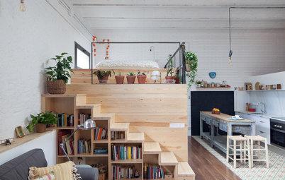 Multifunktionelt: Se 7 smarte møbler, der er sat på overarbejde