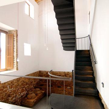 Rehabilitación de una casa en Jabugo