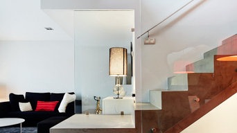 RENEWAL OF A PENTHOUSE in Barcelona