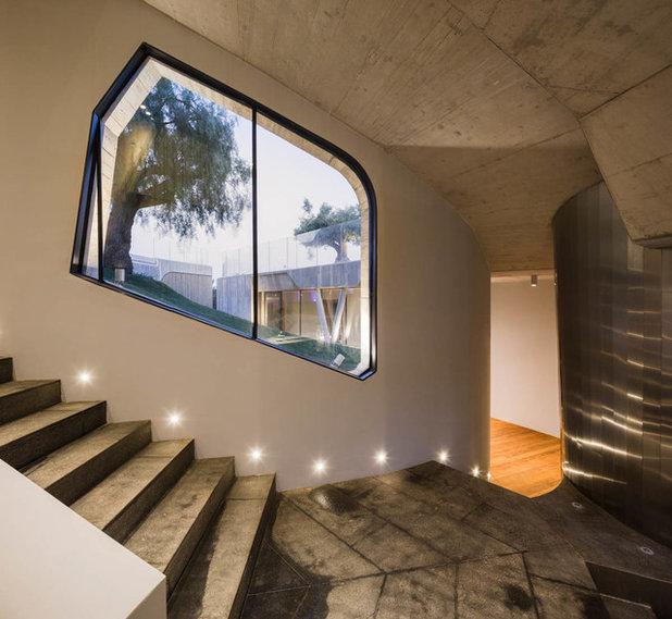 Contemporáneo Escalera by Metroarea Architetti