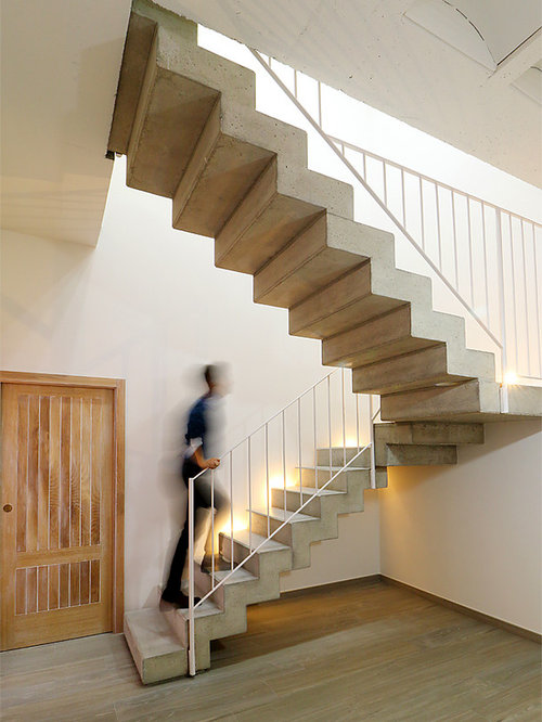 Fotos De Escaleras Dise Os De Escaleras En L