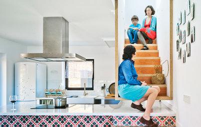Una casa para tres hermanas (y sus familias) en Murcia