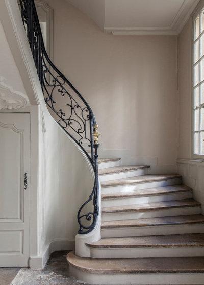 Классический Лестница by Bertrand Fompeyrine Photographe