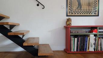Aménagement complet d'une maison et décoration