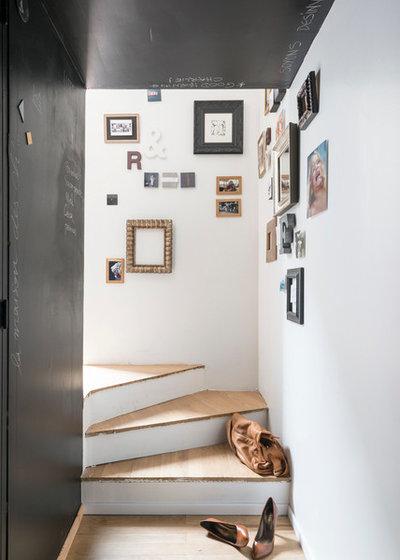 Contemporain Escalier by Au50bis