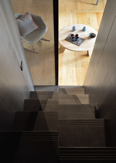 Contemporain Escalier by SARL TY MENO