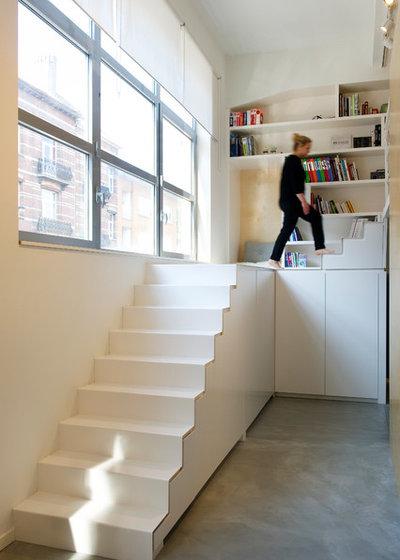 Industriel Escalier by ADM-AI